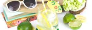 drink and limes - blog 2
